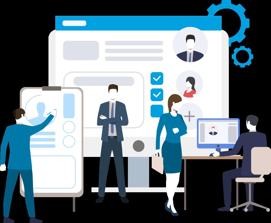 自社で多大な成果を上げたノウハウを活かしSalesforce導入支援サービスを展開
